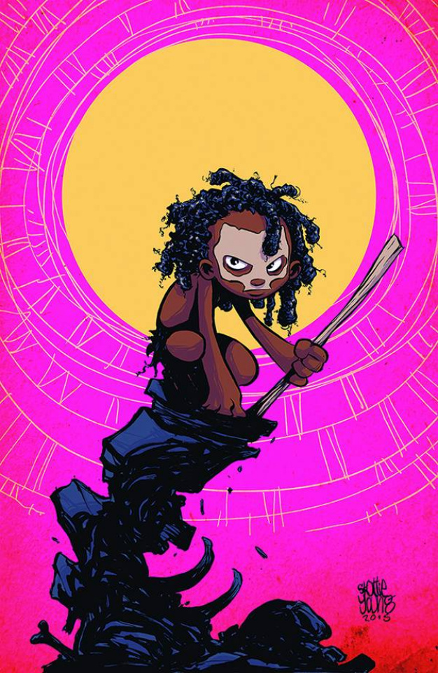 Tuki: Save the Humans #4 (Subscription Young Cover)