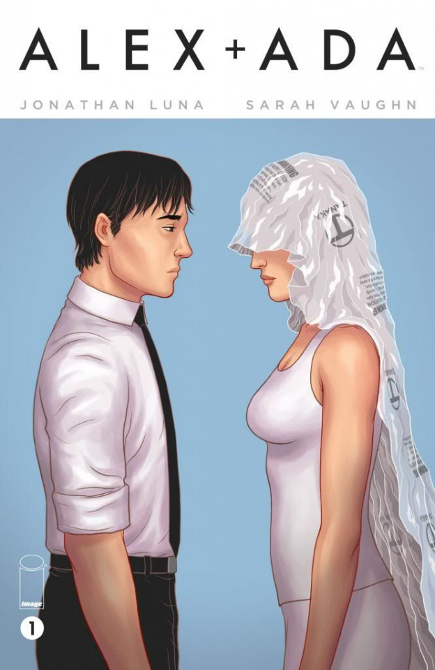 Alex + Ada #1 (Image Firsts)