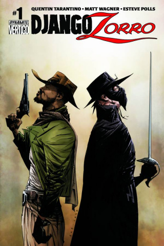 Django / Zorro #1