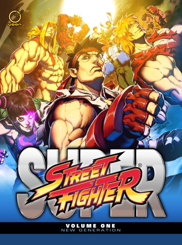 Super Street Fighter Vol. 1: New Generation