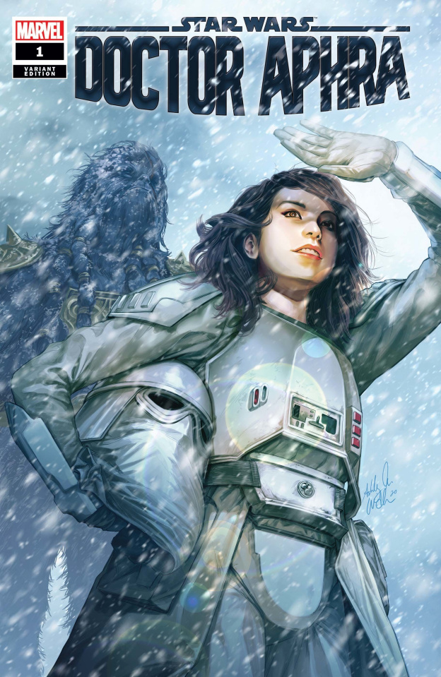 Star Wars: Doctor Aphra #1 (Witter Cover)