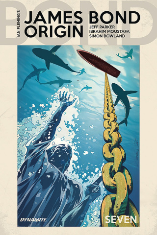 James Bond: Origin #7 (Mooney Cover)