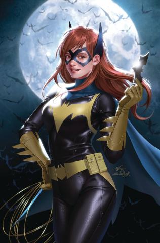 Batgirl #46 (Inhyuk Lee Cover)