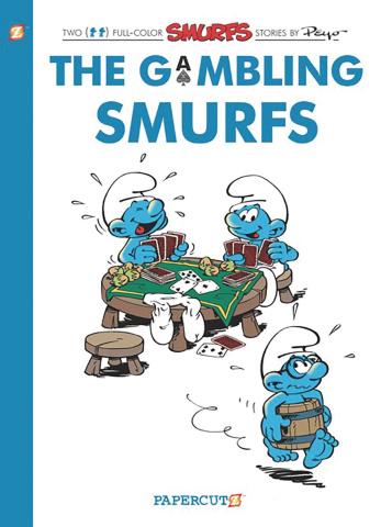 The Smurfs Vol. 25: The Gambling Smurfs