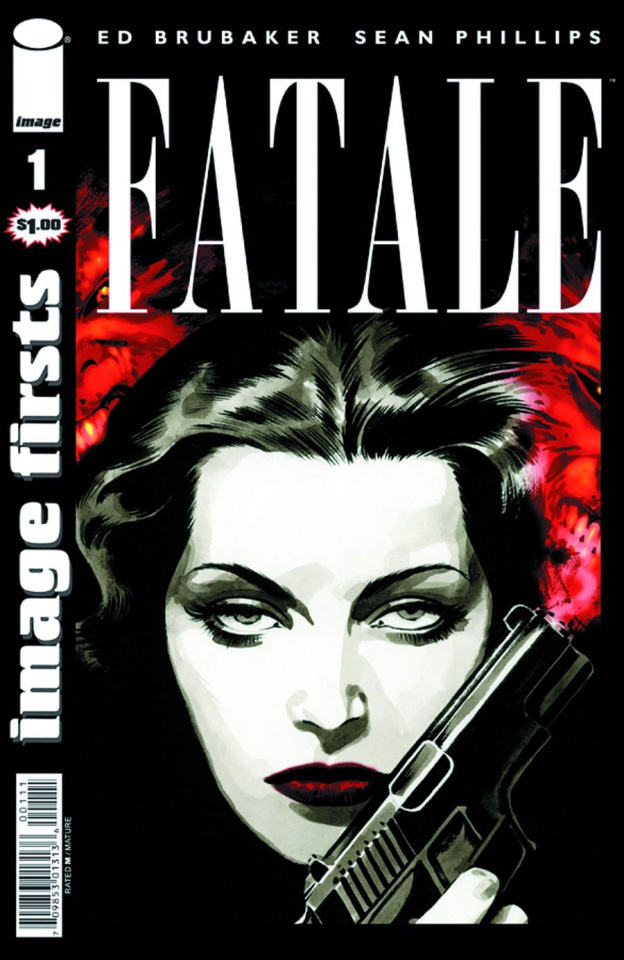 Fatale #1 (Image Firsts)