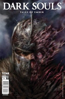 Dark Souls: Tales of Ember #1 (Percival Cover)