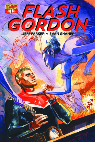 Flash Gordon #1 (Case Cover)