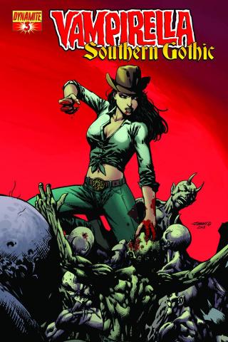 Vampirella: Southern Gothic #3