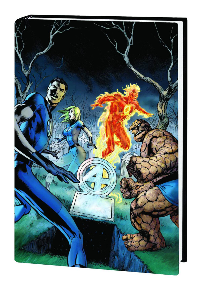 Fantastic Four by Hickman Vol. 1 (Omnibus)