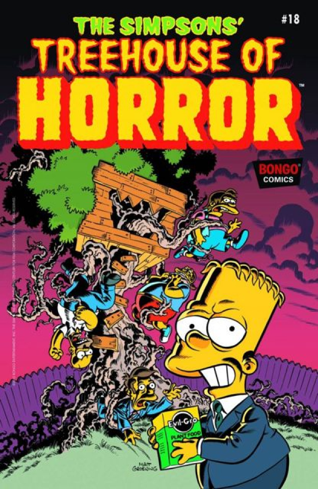 The Simpsons #18: Treehouse of Horror