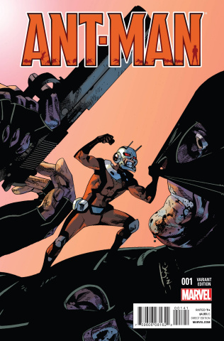 Ant-Man #1 (Pearson Cover)