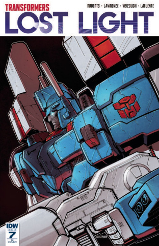 The Transformers: Lost Light #7 (10 Copy Cover)