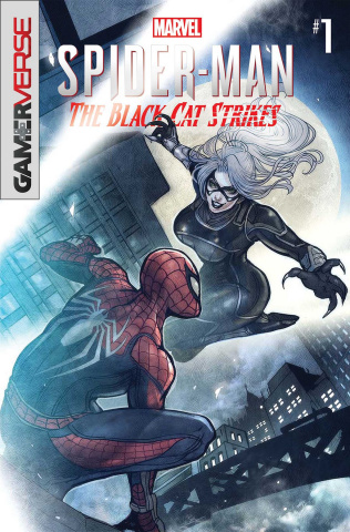 Spider-Man: The Black Cat Strikes #1