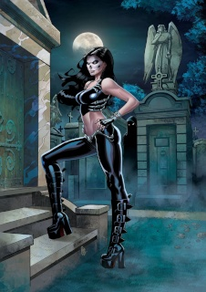 Grimm Fairy Tales: Day of the Dead #2 (Ortiz Cover)