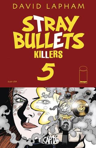 Stray Bullets: Killers #5