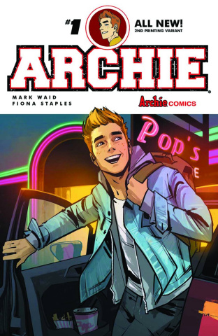 Archie #1 (2nd Printing)