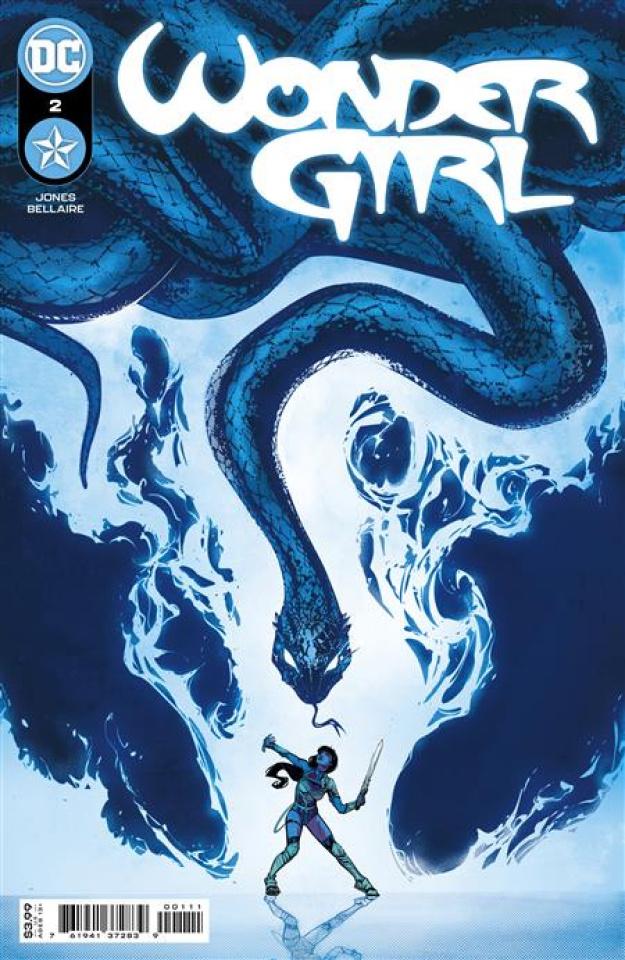Wonder Girl #2 (Joelle Jones Cover)