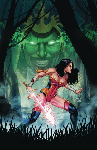 Grimm Fairy Tales #30 (Chen Cover)