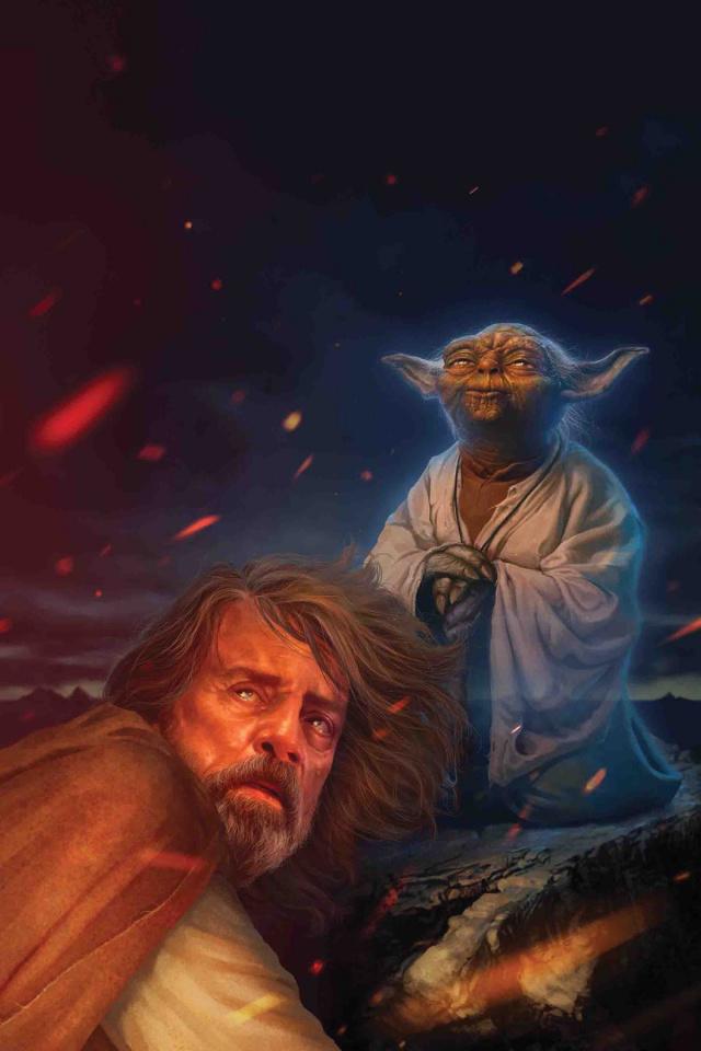 Star Wars: The Last Jedi #4