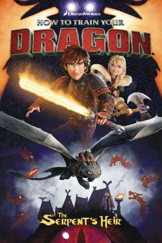 How to Train Your Dragon Vol. 1: The Serpent's Heir