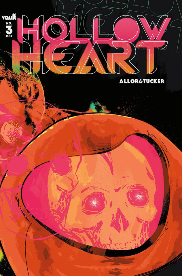 Hollow Heart #3 (Hickman Cover)
