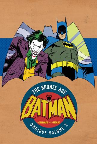 Batman: The Brave and The Bold - The Bronze Age Vol. 2 (Omnibus)
