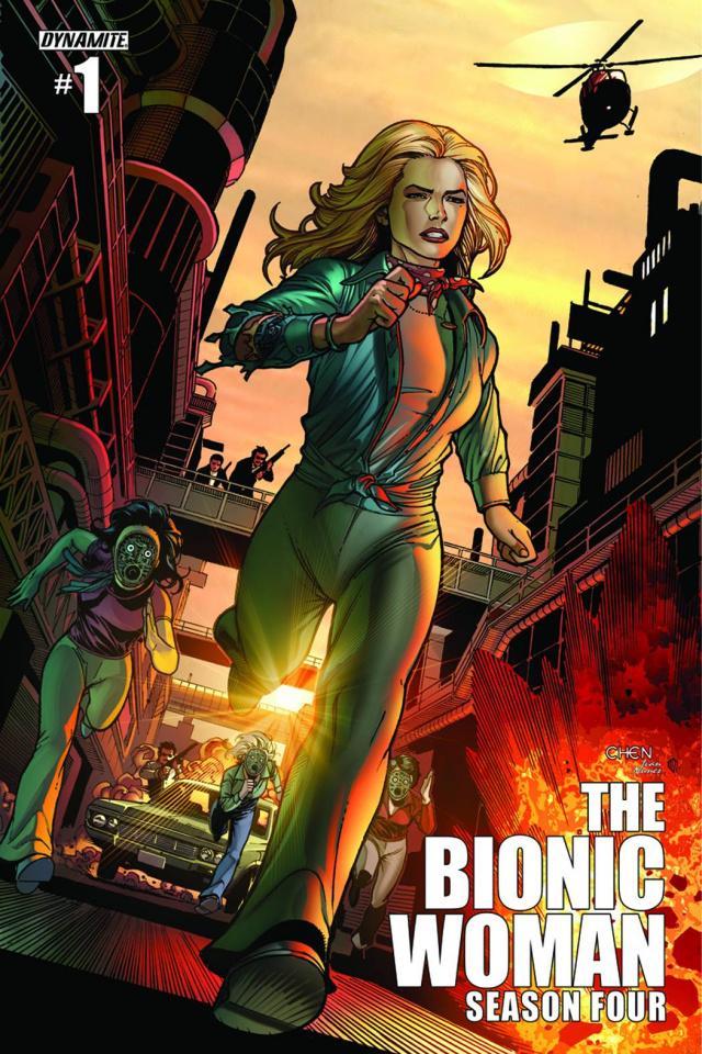 The Bionic Woman, Season Four #1