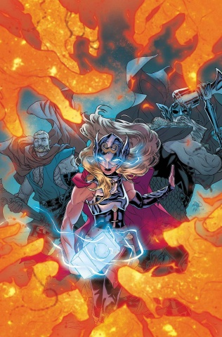 The Mighty Thor #21