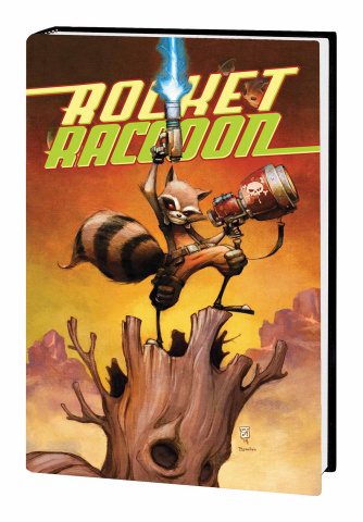 Rocket Raccoon Vol. 1: Chasing Tale