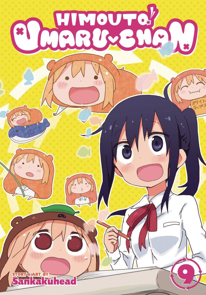 Himouto! Umari Chan Vol. 9