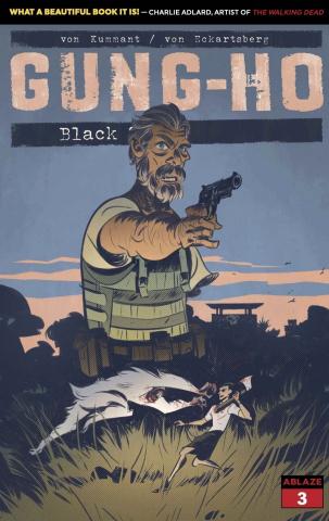 Gung-Ho #3 (Nguyen Cover)