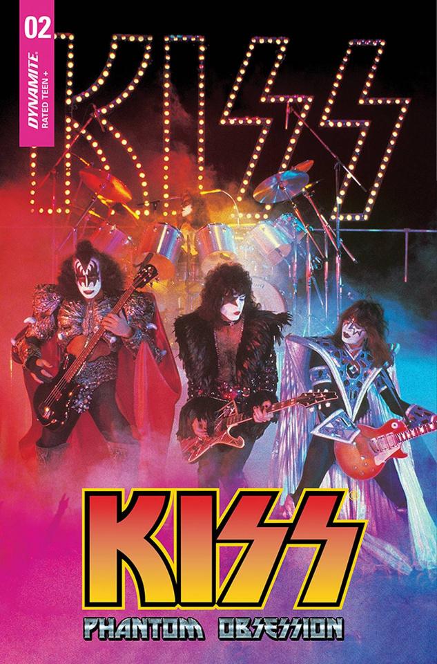 KISS: Phantom Obsession #2 (Photo Cover)