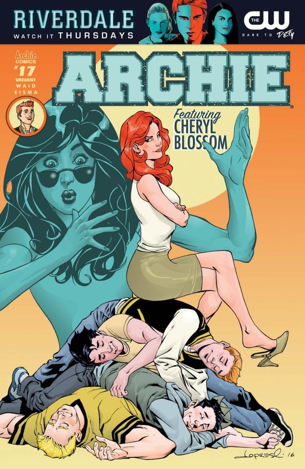 Archie #17 (Lopresti Cover)