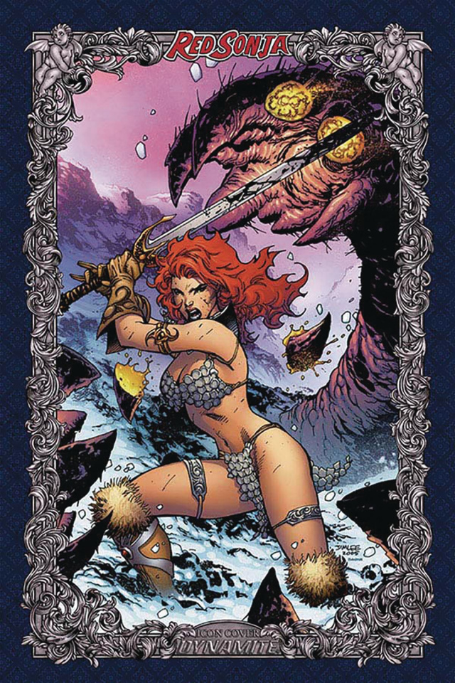 Red Sonja: Age of Chaos #1 (75 Copy Lee Icon Cover)