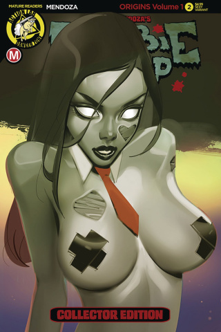 Zombie Tramp: Origins #2 (Sexy Cover)