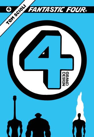 Fantastic Four: Grand Design