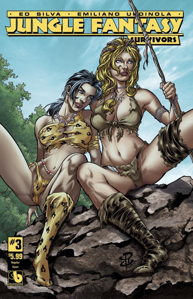 Jungle Fantasy: Survivors #3
