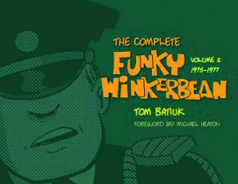 The Complete Funky Winkerbean Vol. 2: 1975-1977