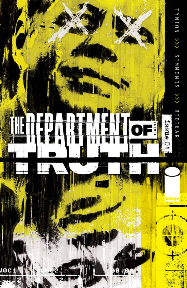 The Department of Truth #1 (25 Copy 6th Printing)