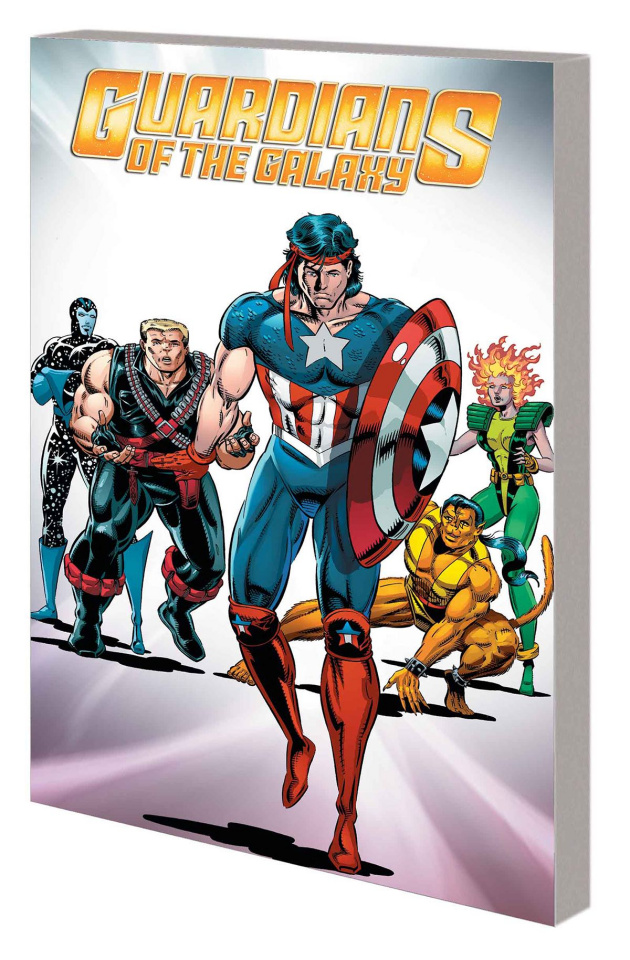 Guardians of the Galaxy Classic Vol. 1:  In the Year 3000