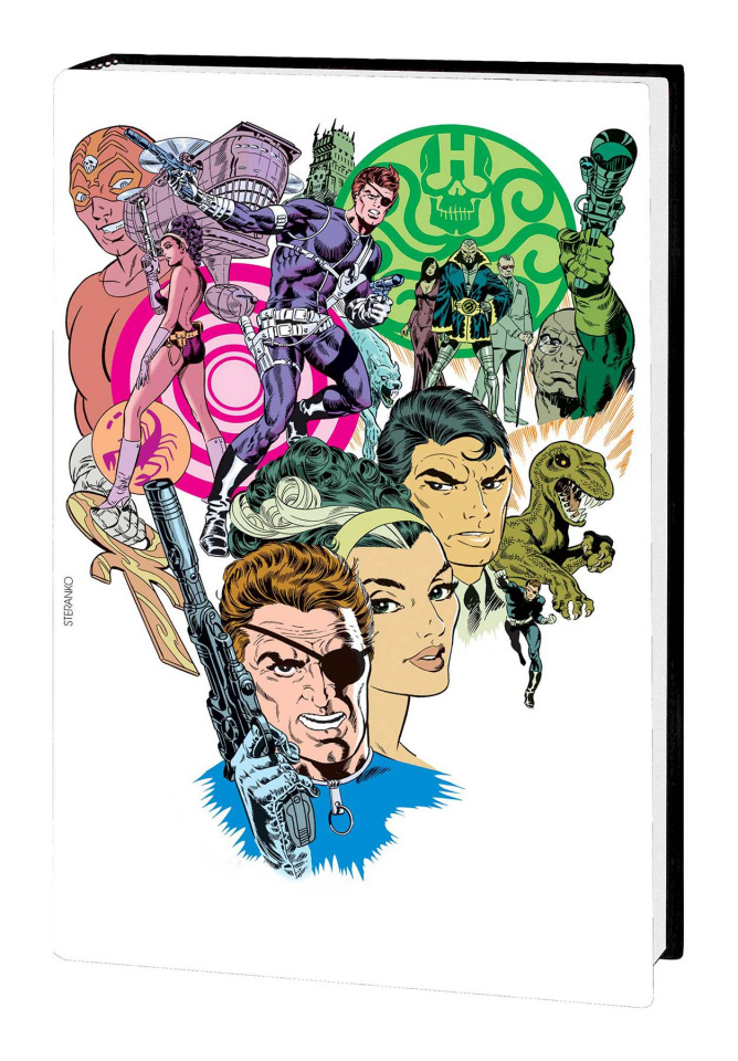 Steranko Is Revolutionary (King-Size Edition)