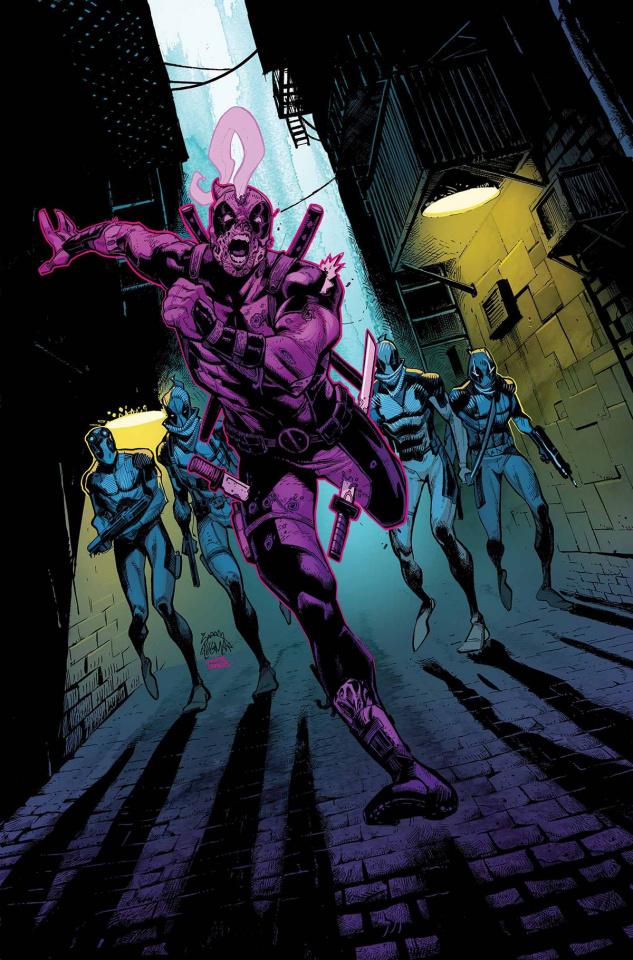 Return of the Living Deadpool #3