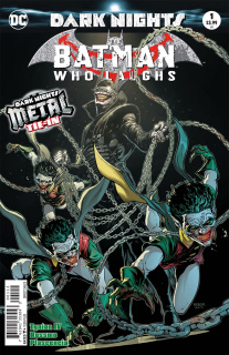 The Batman Who Laughs #1 (2nd Printing)