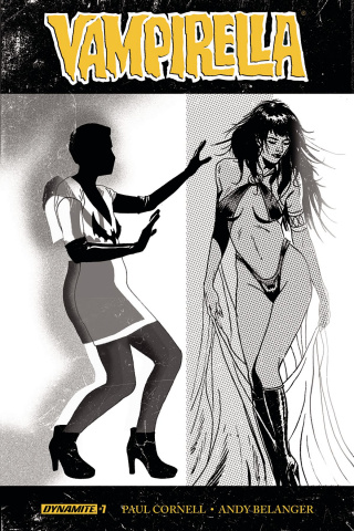 Vampirella #7 (30 Copy Broxton Cover)