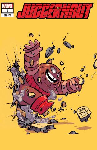 Juggernaut #1 (Young Cover)