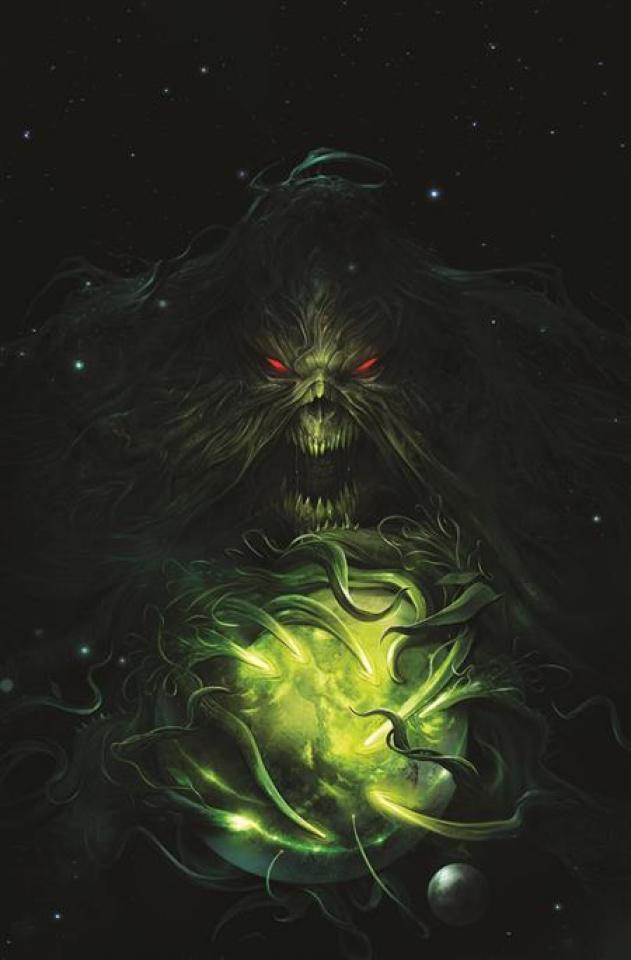 Swamp Thing #2 (Francesco Mattina Card Stock Cover)