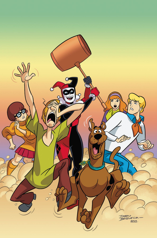 Scooby Doo Team-Up Vol. 4
