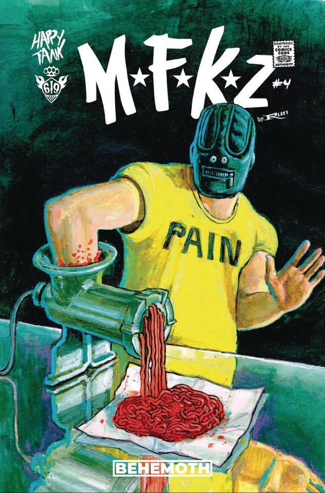 MFKZ #4 (Kern Cover)