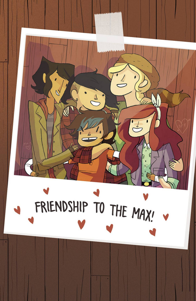 Lumberjanes #4 (SDCC Cover)