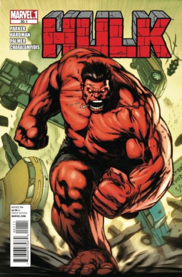 Hulk #30.1
